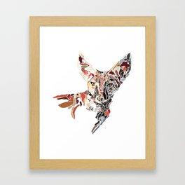San Joaquin Fox Framed Art Print