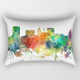 Baltimore, Maryland Skyline SP Rectangular Pillow