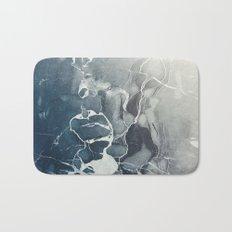 Ultramarine Marble Bath Mat