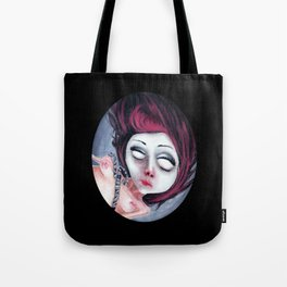 Dolls from the dark side: Drowned Tote Bag