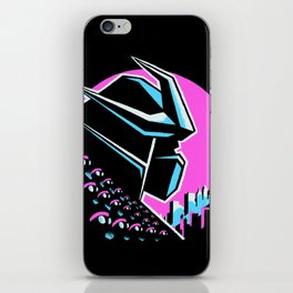 Join The Foot iPhone Skin