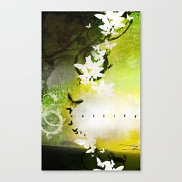 Nullify Canvas Print