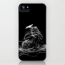 Lettuce root iPhone Case