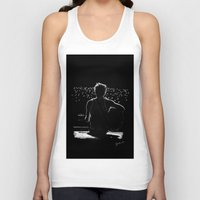 cyrilliart Tank Tops featuring TMH Niall by Cyrilliart