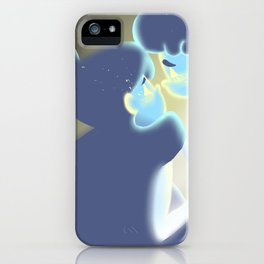 TWIN PINES iPhone Case