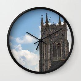 Cromer church, Norfolk Wall Clock