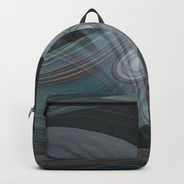 Botswana Agate Abstract Backpack