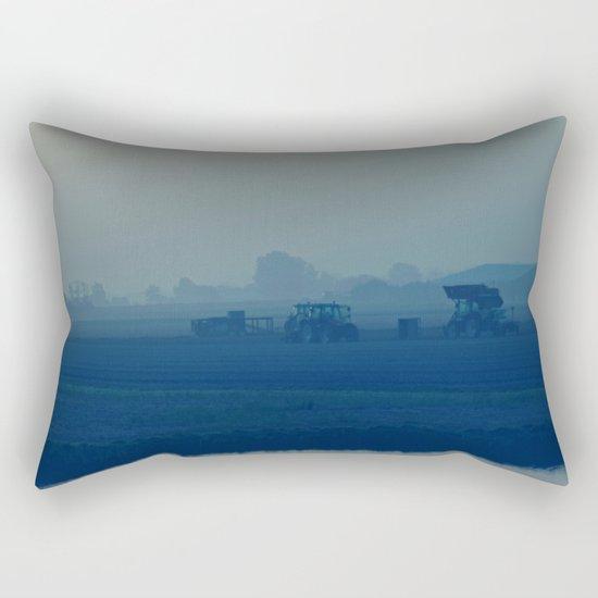Morning activity #3 Rectangular Pillow