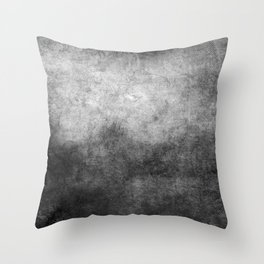 Abstract Cave III Throw Pillow