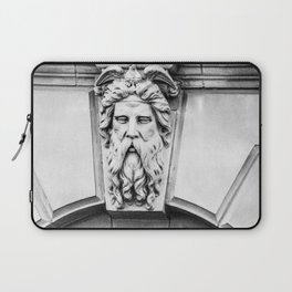 Image of God and Holly Spirit Photo in Rome Italy Laptop Sleeve