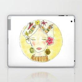 Calmare  pensieri Laptop & iPad Skin