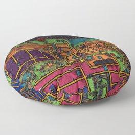 Randyland Funhouse Floor Pillow