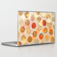 inception Laptop & iPad Skins featuring GOLDEN DAYS OF SUMMER by Daisy Beatrice