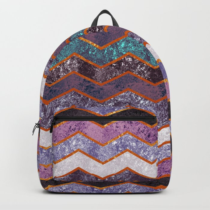 Glitter Waves Backpack
