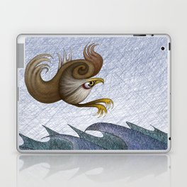 Eagle, they say Laptop & iPad Skin
