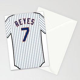 Jose Reyes Jersey Stationery Cards