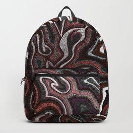 Abstract #1 - I Carmine Backpack