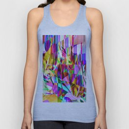 Attic of the Mind Unisex Tank Top