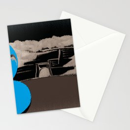 PF Live at Pompeii: a tribute 4 Stationery Cards