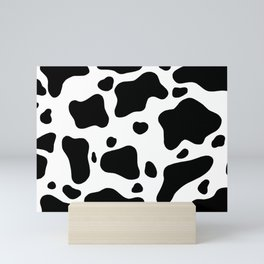 Cow Hide Mini Art Print