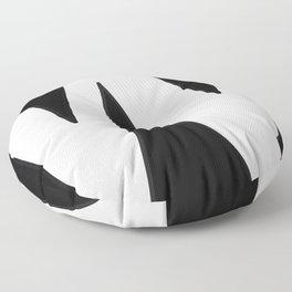 MontagneRuss Floor Pillow