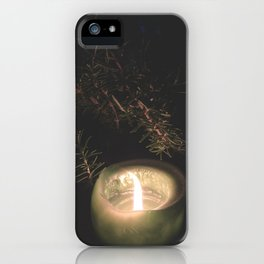 Warmth In The Night iPhone Case
