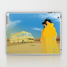 Breaking Bad Minimalist Poster Laptop & iPad Skin