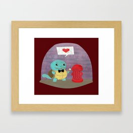 Impossible Love Series-2 Framed Art Print