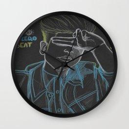 Dj Sheeqo Beat Wall Clock