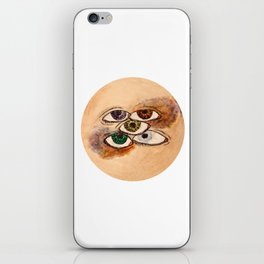 EyesScope iPhone Skin