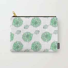 PATTERN II Succulent Life Carry-All Pouch