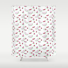 Picnic Ready Shower Curtain