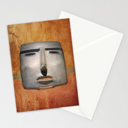 The forgotten face Stationery Cards