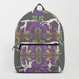 Rough Sketch Gymnasts Backpack