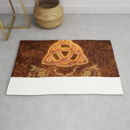 The celtic sign  Rug