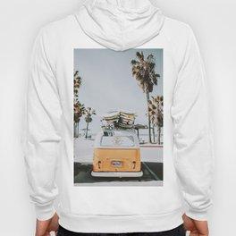 lets surf / venice beach, california Hoody