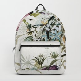 Rustic and Free Bouquet Backpack