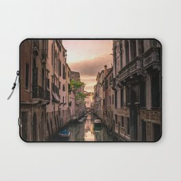 Canal of Venice Laptop Sleeve