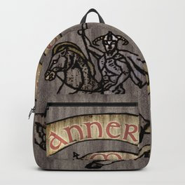 The Bannered Mare Backpack