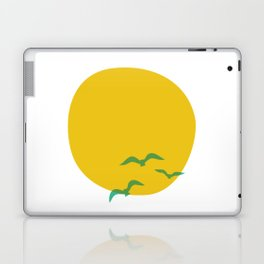 Midsummer Sun Laptop & iPad Skin
