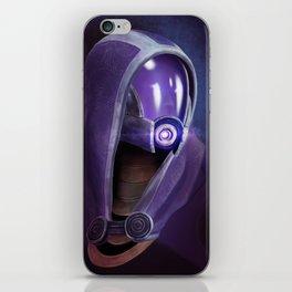 Mass Effect: Tali'Zorah vas Normandy iPhone Skin
