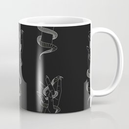 Daydream - Snake Illustration Coffee Mug