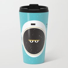 The Spaceman on Earth Travel Mug