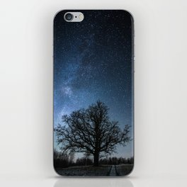 Dark Tree iPhone Skin
