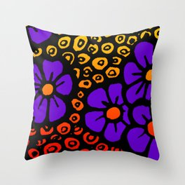 FLOWERS FOR SHERRY 001 Throw Pillow