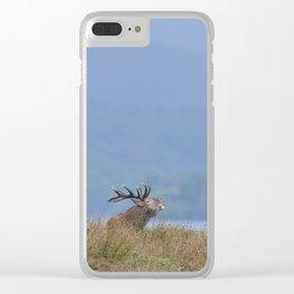 The roar Clear iPhone Case