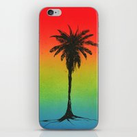 palm iPhone & iPod Skins featuring 'Palm'  by Hannah Stouffer