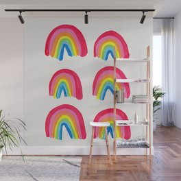 Rainbow Collection – Classic Palette Wall Mural