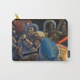 Heroic Space Battles! Carry-All Pouch
