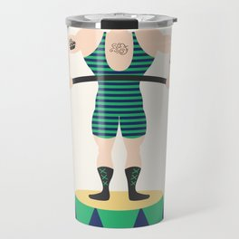 Strongman Travel Mug